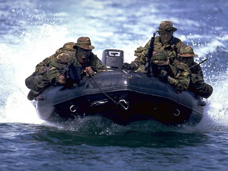 фото морские котики спецназ