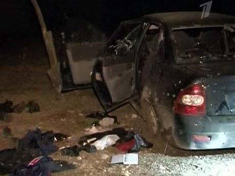 Dans le district de Khasavyurt détruit le chef du groupe militant