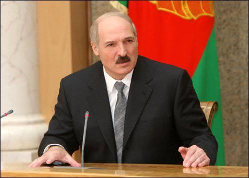 Alexander Lukashenko critica Alemanha e Polônia