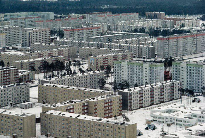 "Proyecto fotográfico de Gerd Ludwig ""La larga sombra de Chernóbil"""