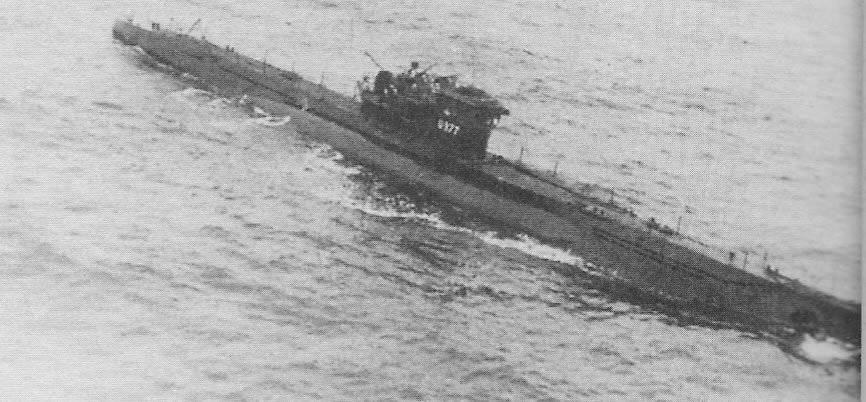 Тайны немецкой подводной лодки u 977 – о