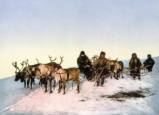 """德米特里·塞木欣(Dmitry Semushin):""""极地土著人民""""-一种将俄罗斯从俄罗斯北极驱逐出境的工具"""