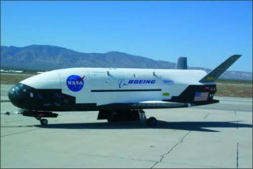 미국의 무인 우주선 X-37B의 비밀 임무