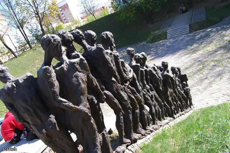 Минское гетто - конвейер смерти для евреев