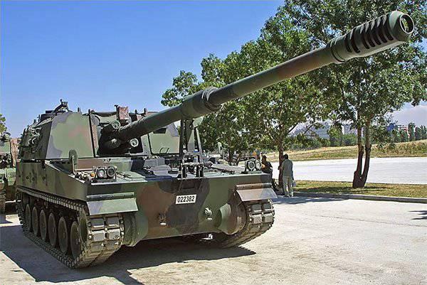 Forças Armadas do Azerbaijão serão reabastecidas com ACN Turco 155-mm T-155 Firtina