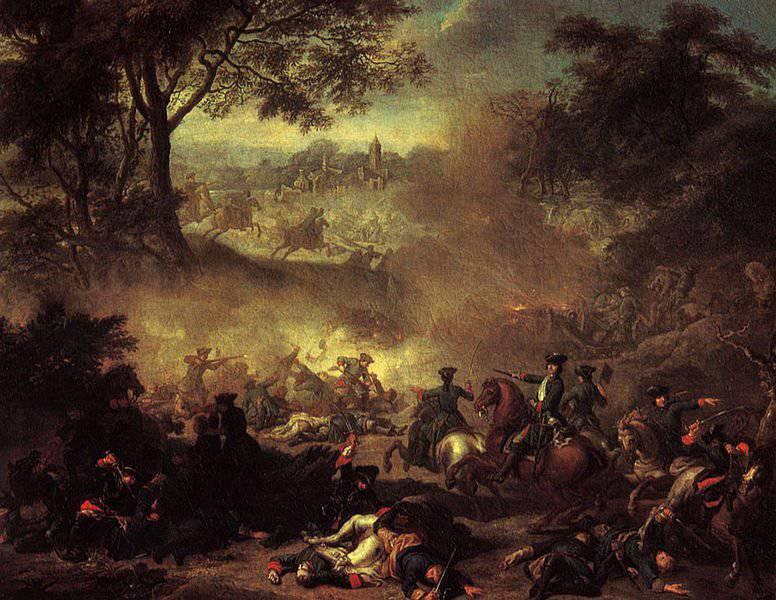Битва при лесной реферат 8514