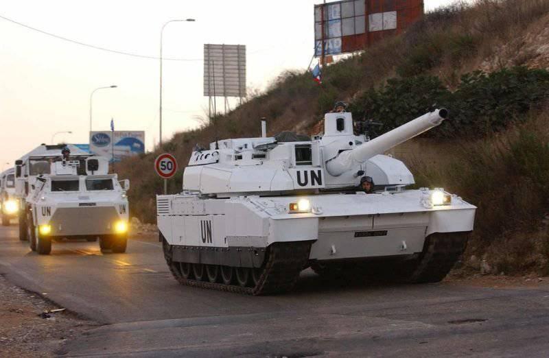 Один из самых дорогих современных танков - AMX-56 «Leclerc»