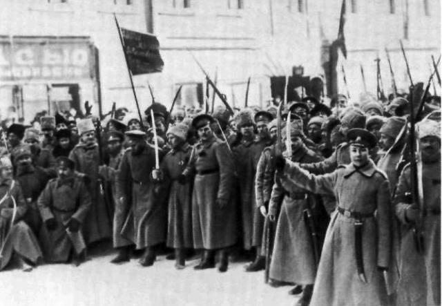 Бунт Волынского полка – начало кровавой эпохи