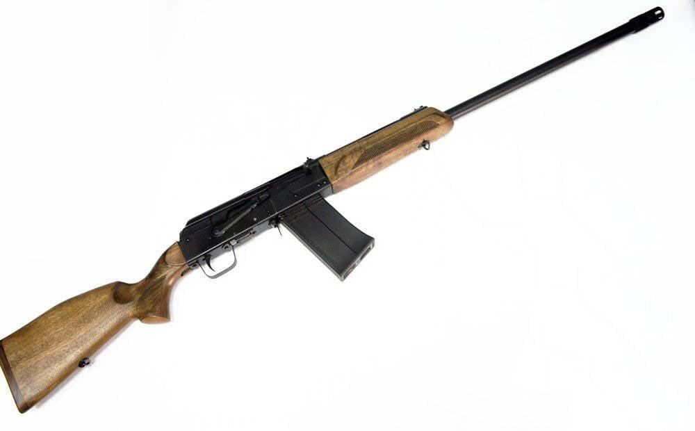 Оружие охотничье