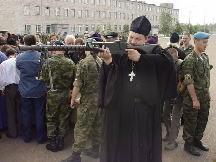 Undici chierici divennero comandanti aggiunti nelle forze di terra