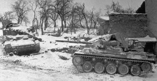 Американские ПТ-САУ времен войны (часть 2) – М18 Hellcat