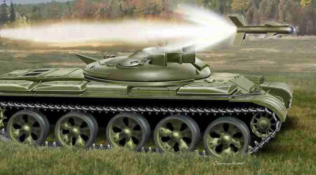 Опоздавшие на войну ракетные танки