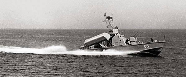 Pavel Goinkis - criador de torpedeiros