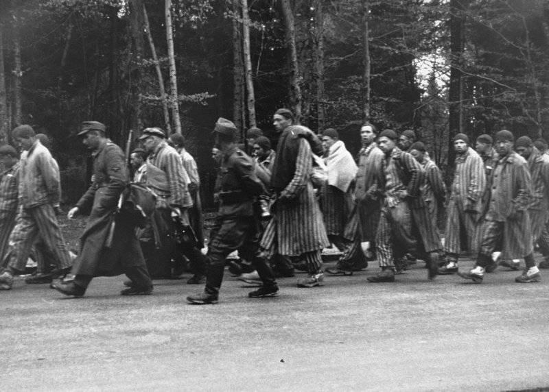 опыты над геями в концлагере бухенвальда