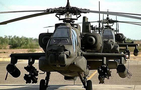 Forças Armadas dos EUA começarão a avaliar helicópteros de ataque AH-64D 3 Apache Block em abril