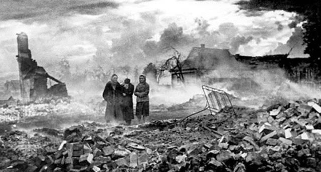 Хатынь история трагедии фото