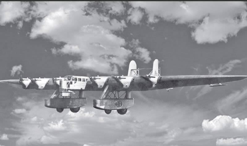 """Неизвестный владыка небес – трансконтинентальный самолет Калинина """"К-7"""""""