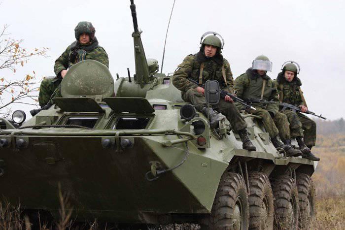 27 марта – День Внутренних войск МВД России