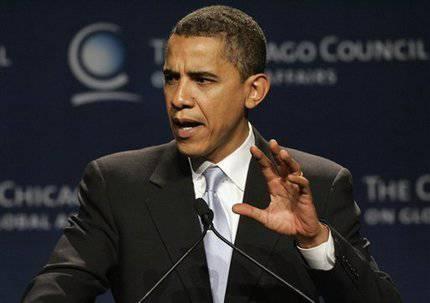 Обама дал комментарии по поводу