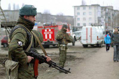 À Naltchik, le chef du groupe de bandits sous terre a été détruit et s'appelle Ubaida