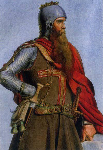 Фридрих I Барбаросса – император Священной Римской империи