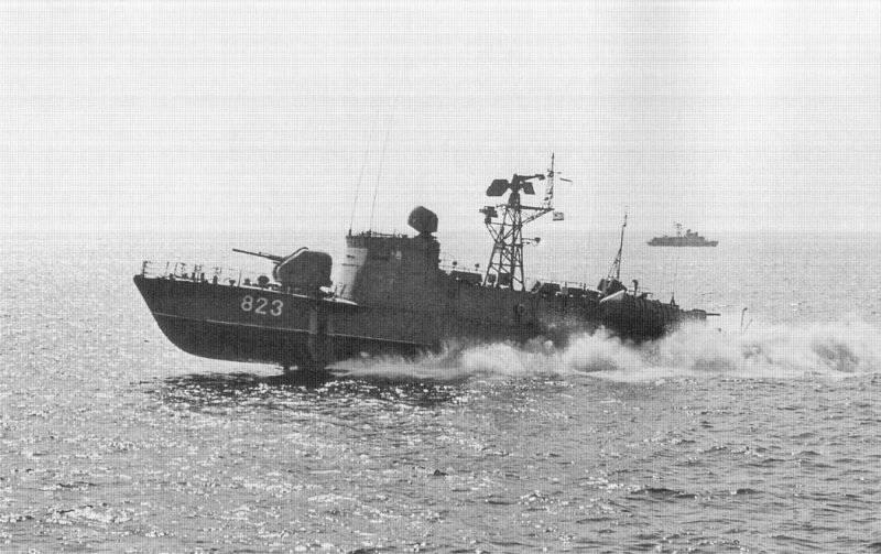 Павел Гойнкис - создатель торпедных катеров