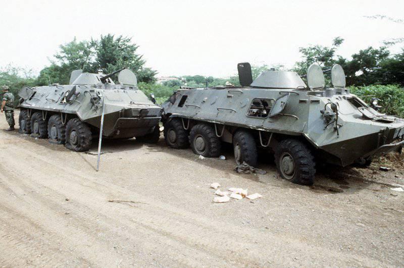 Гренада  – остров столкновения интересов СССР и США