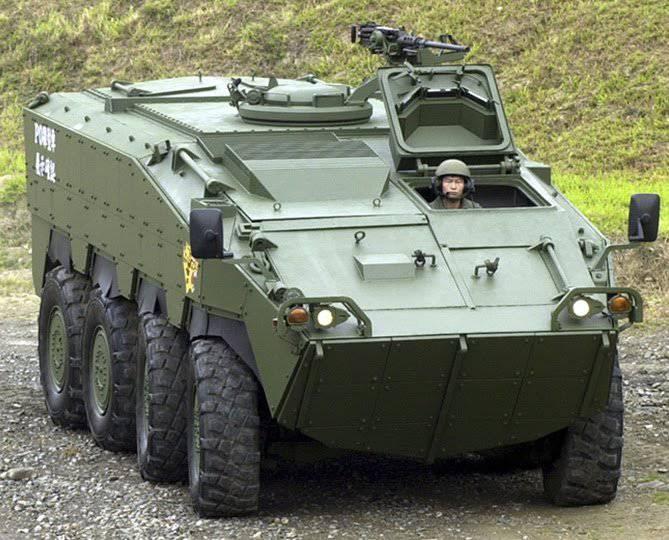 BMP 스모키 레오파드 CM-32