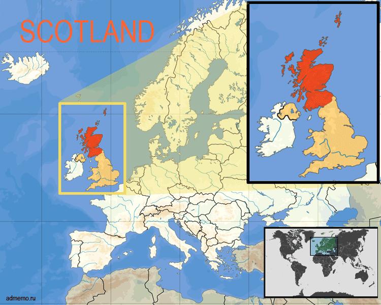 스코틀랜드 : 영국을 썩게하는 것에서 분리?