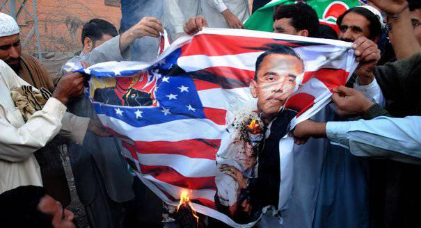 Pakistan ve Amerika Birleşik Devletleri: arkadaş olamazlar