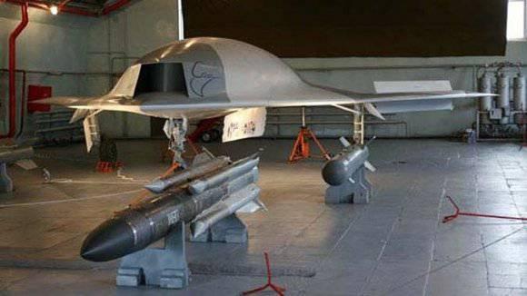 Os militares decidiram drones