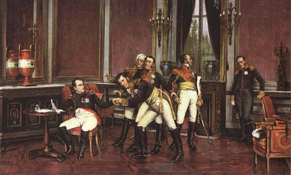 «Нет той личной жертвы, которую я не был бы готов принести в интересах Франции». Первое отречение Наполеона
