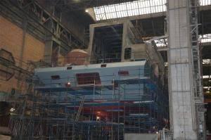 """5 월 북부 조선소는 20380 프로젝트의 세 번째 직렬 코르벳 함을 출시 할 예정입니다. """"Resistant"""""""