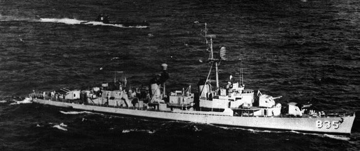 лодки в карибском кризисе