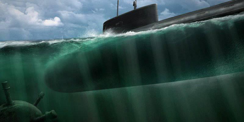 Cabos e pára-quedas para submarinistas