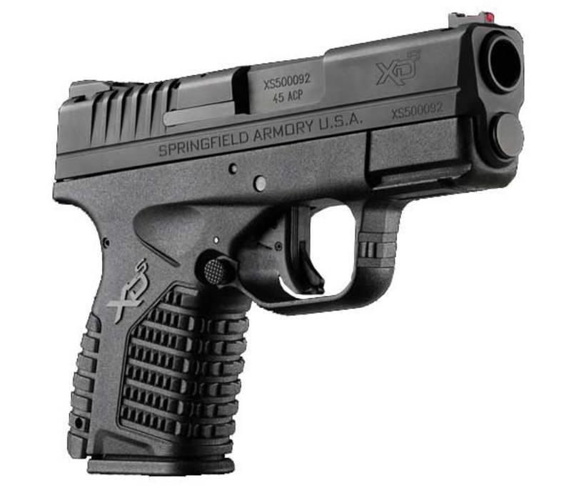 Kompaktpistole Springfield Armory XDs