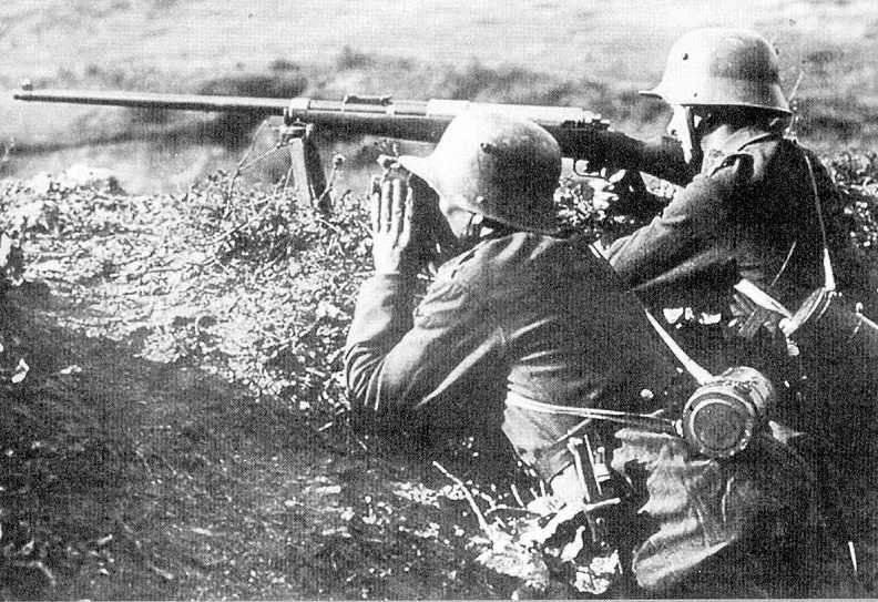 घरेलू एंटी टैंक बंदूकें