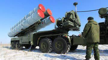 C-400을위한 새로운 장거리 미사일은 러시아 공군과 함께 운항 될 예정이다.