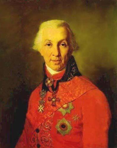 Граф Резанов Николай Петрович – жизнь во благо Отечества