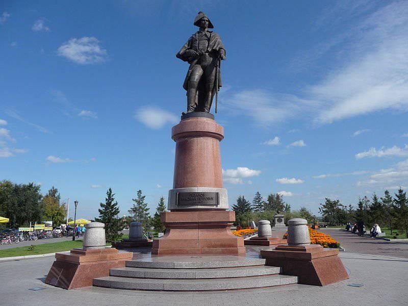 Conde Rezanov Nikolai Petrovich - la vida por el bien de la Patria