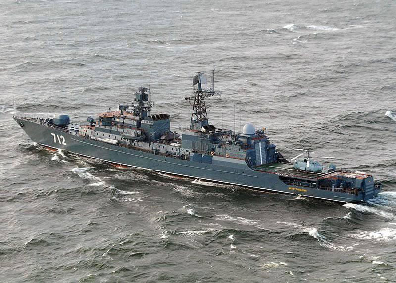 हमारे समय में बाल्टिक नौसेना