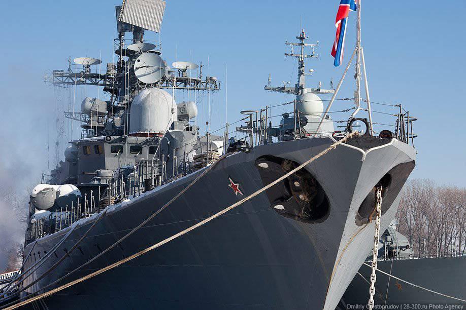 Балтийский флот открытка