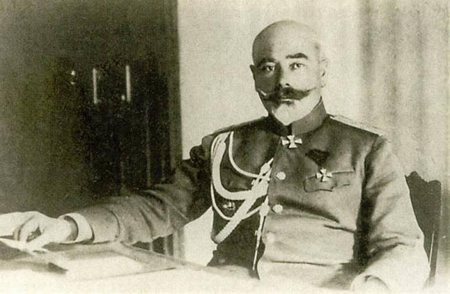 Anton Denikin - el destino del oficial en el altar de la historia