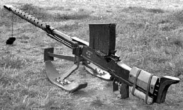 安齐奥炼铁厂重型狙击步枪