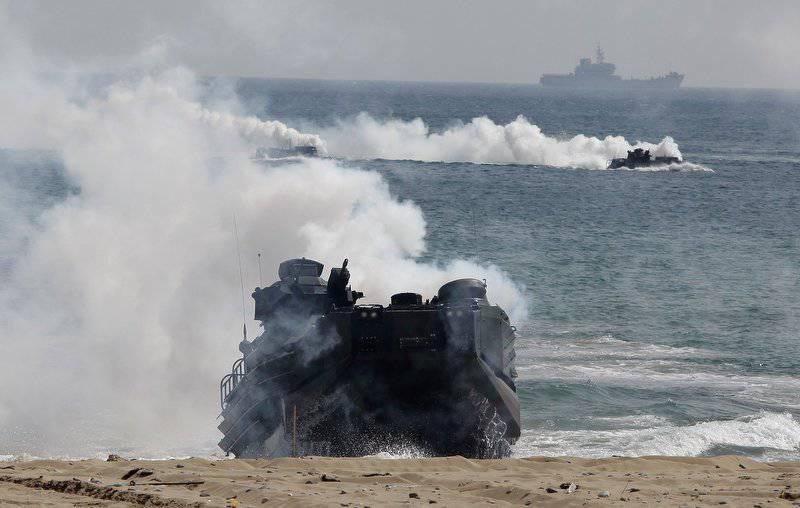 морская пехота вооружение фото