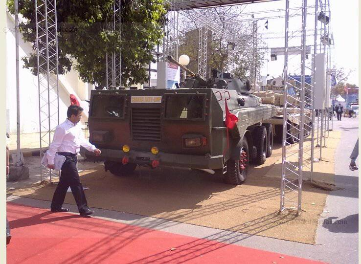 Defence expo 2012