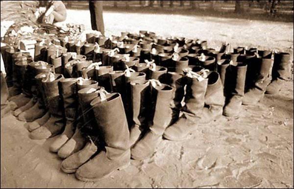 Портянки или носки в армии