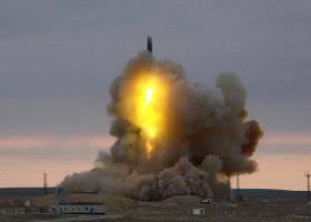 Moscú ahora ha desplegado 1492 ojivas nucleares, Washington - 1737, informó el Departamento de Estado de EE. UU.