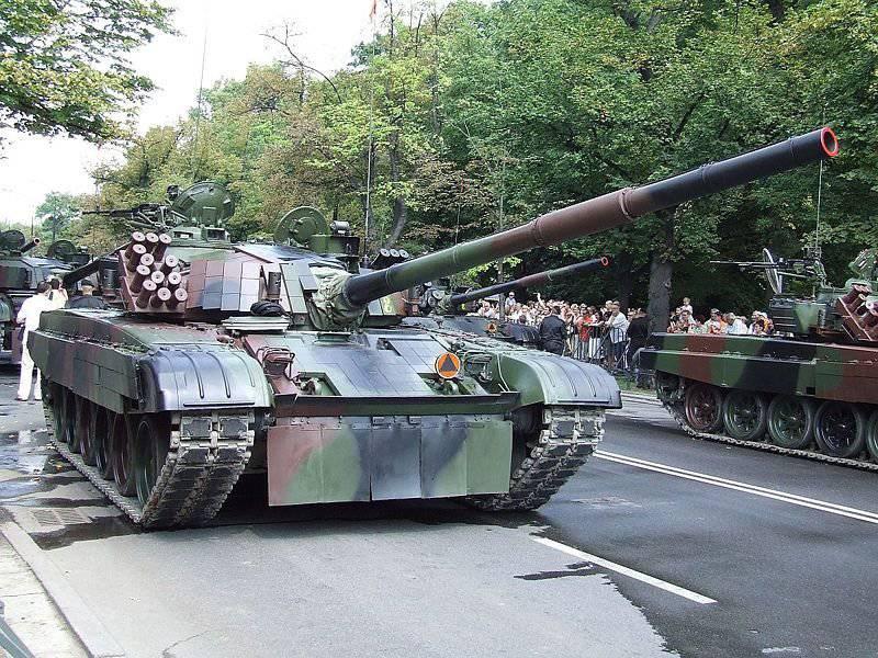 पूर्वी यूरोप में सोवियत हथियारों का भाग्य