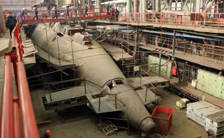 Severodvinsk船将在现代化后于5月发射北舰队的Kaluga非核潜艇